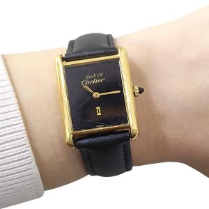 Reloj Cartier Modelo Must Vermeil