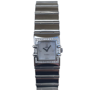 Reloj Omega modelo Constellation Quadra
