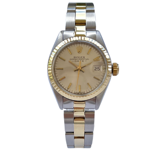 Rolex modelo Oyster Perpetual Date Lady - Carrera Collection