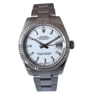 Rolex modelo Oyster Perpetual Datejust - Carrera Collection