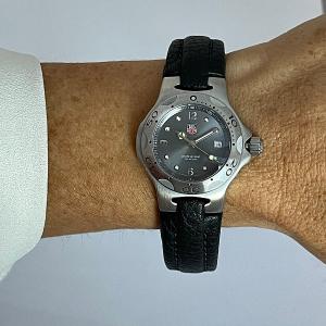 Reloj Tag Heuer Kirium-Carrera Collection